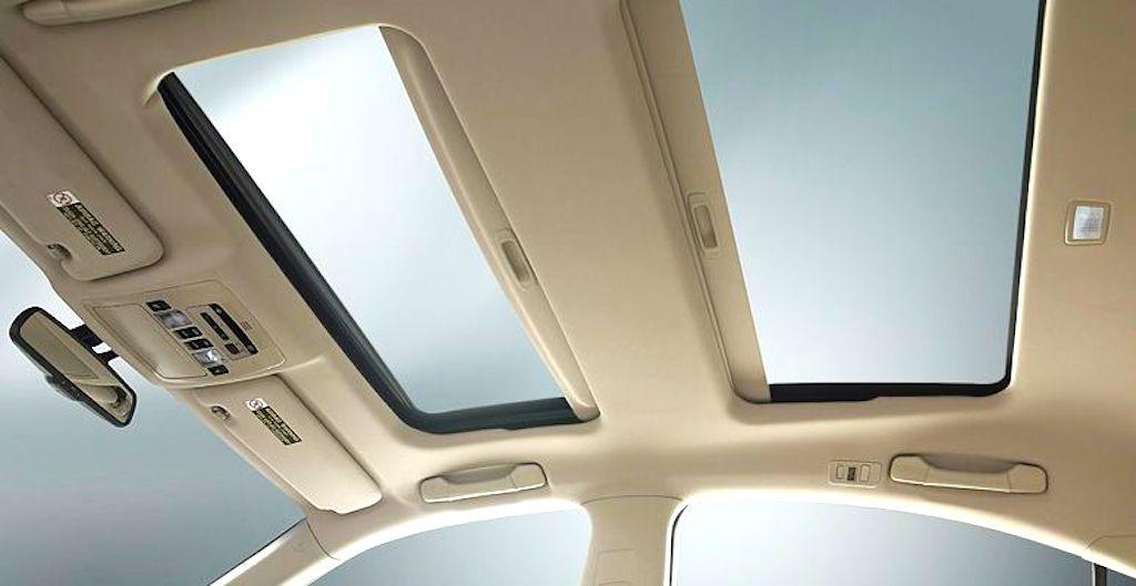Lexus ES panaoramic