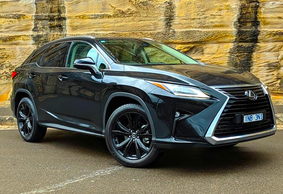 Lexus RX-s