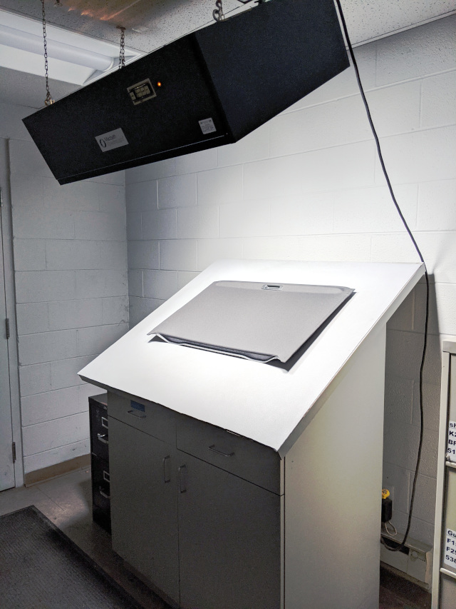 G&G Industries introduced its Macbeth Lab, including a premium calibrated Light Booth, and color mastering and evaluation systems.