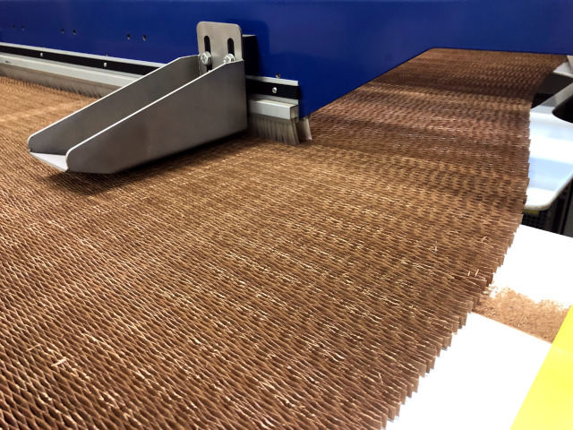G&G Industries begins in-house paper honeycomb expansion.